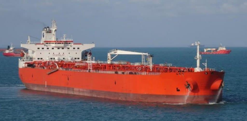crude oil tankers for sale