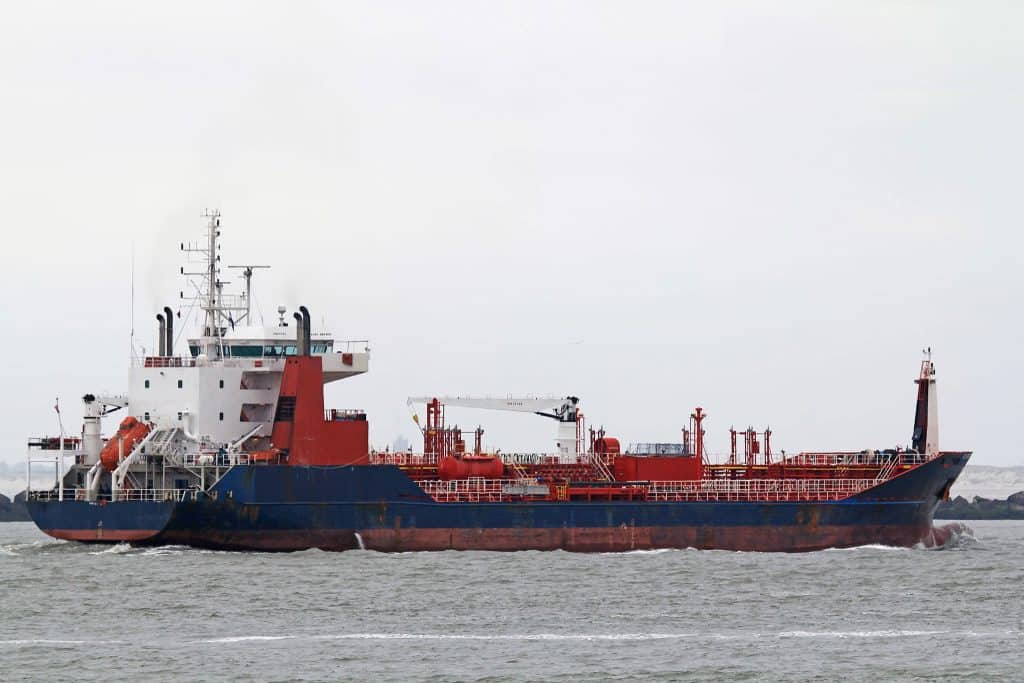Chemical tanker IMO Class 1 for Sale 18000 DWT -2009 Year Built -1