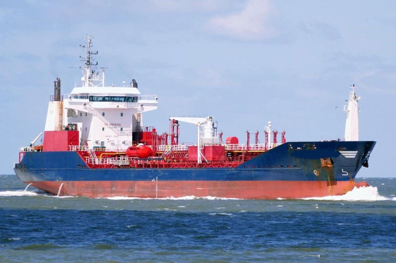 Chemical tanker for SALE 1 photo