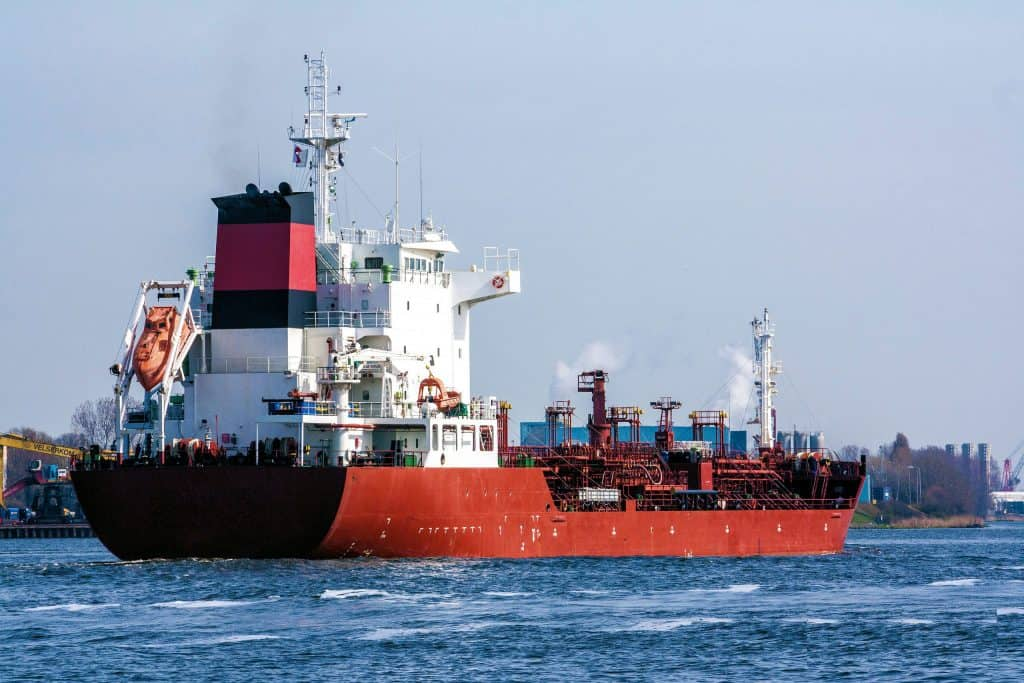Chemical Tanker - IMO Class II SHIP FOR SALE 2