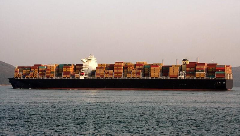 Container ship 2010 dwt 165978